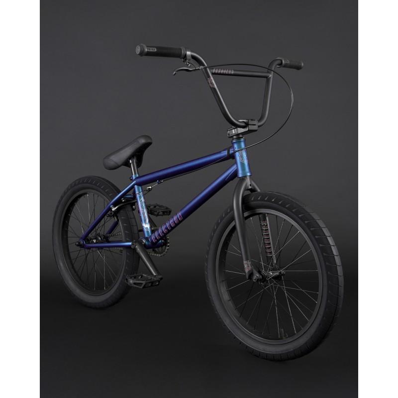 "Flybikes Electron Flat Metallic Blue 21"" LHD 2021"