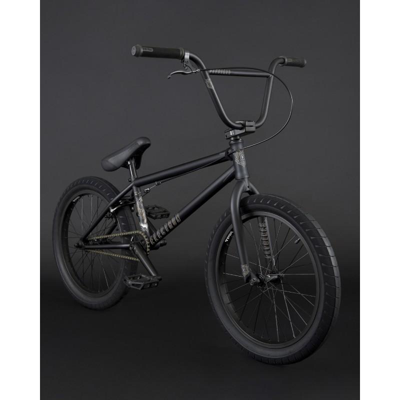 "Flybikes Electron Flat Black 21"" RHD 2021"