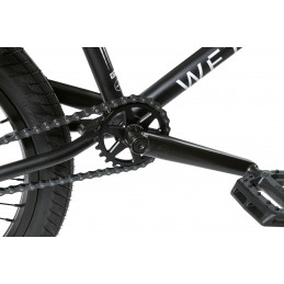 WTP Crysis Matt Black 20.5TT