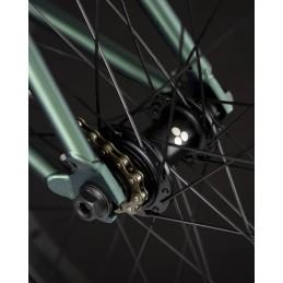 "Flybikes Orion 21"" Flat metallic green 2021 RHD"