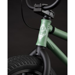 "Flybikes Neutron 21"" Flat Forest Green LHD 2021"