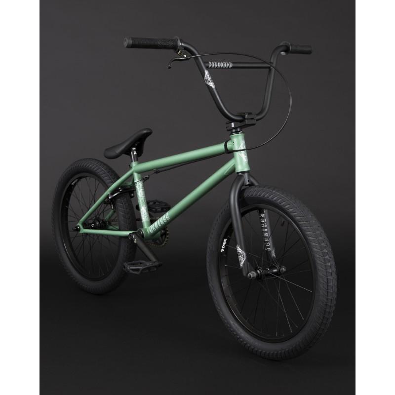 Flybikes Neutron 21" Flat Forest Green LHD 2021
