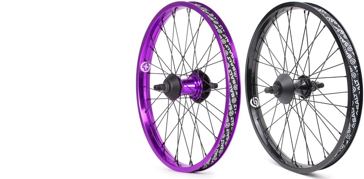 Salt BMX wheels